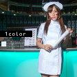 店内50%OFF〜開催中♪ 女医 ナース 3点セット M〜2Lサイズあり costume713