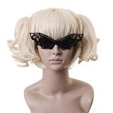 ハロウィン コスプレ サングラス 眼鏡 コスプレ 仮装 余興 学園祭 セクシー こすぷれ はろういん sun243 衣装
