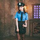 ハロウィン コスプレ ポリス コスチューム セクシー 警察官...