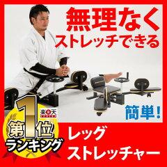 レッグストレッチャーCP 【 BODYMAKER ボディメーカー 】 ハイキック 空手 キック…