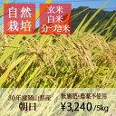 【無肥料 自然栽培米】【農薬不使用】【玄米】【30年産】 岡...