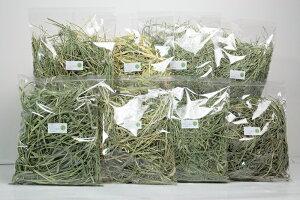 牧草市場お試しセット牧草 各100gx8種類【あす楽対応_関東】~【あす楽対応_九州】