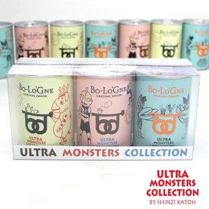 ウルトラマン缶deボローニャ 3缶セット |3年6ヶ月保存 保存食 パン 缶詰め 非常食 長期保存