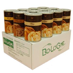 ボローニャのパンが缶になりました。プルトップで缶切り不要!保存食に登山やキャンプ釣りなど...