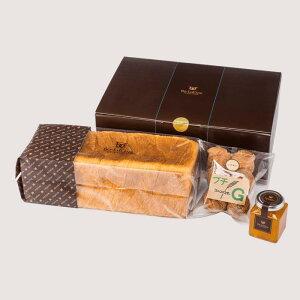 デニッシュ食パン ボローニャ 3000円ギフト メッセージカード 七五三 内祝い