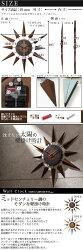 掛時計・木製・壁掛時計・インテリア雑貨・クロック・クォーツ