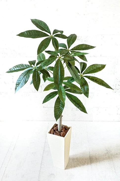 【送料無料】パキラ90cm 【smtb-s】【造花】【人工観葉植物】【光触媒】【vd_dl19】