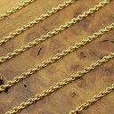 22金 アズキチェーン1.4ミリ幅長さオーダー可能金属アレルギー対策送料無料22金のチェーン