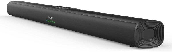 SAKOBSワイヤレステレビサウンドバー2.1ch内蔵サブウーファー低音Bluetooth/有線接続対応ホームシアターTVスピー