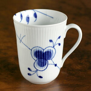 ロイヤルコペンハーゲン[Royal Copenhagen] ブルーフルーテッドメガ マグカップ#rch2381-039 ...