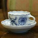 マイセン(Meissen) ブルーオニオン コーヒーC/S#10000670