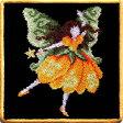 フェイラー ハンカチ [Feiler] フェアリーテール 妖精(ブラック/イエロー)25cmx25cm #fel008202 【メール便対応可】