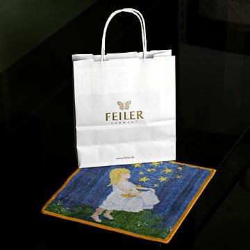 フェイラー ギフト包装用品 フェイラーオリジナルギフト用紙袋 #gft009609
