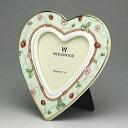 ウエッジウッド[Wedgwood] ワイルドストロベリー ハートフレーム #wdw003060