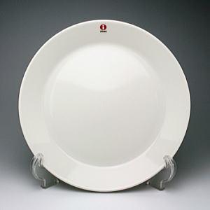 イッタラ[Iittala] ティーマ 21cmプレート[ホワイト]#iit002392