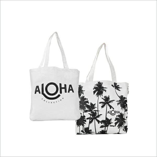 AlohaCollectionReversibleToteリバーシブルトートバッグ