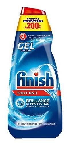 フィニッシュ『食洗機用洗剤 ジェル』