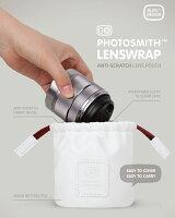 SNCF-117AlifePHOTOSMITHLENSWRAP【レビューを書いて送料無料】レンズラップカメラ小物カメラ用品レンズポーチ収納