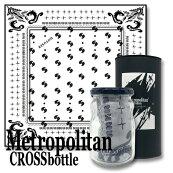 MetropolitanCROSSbottleメトロポリタンクロスボトルDIFFUSERTOKYO別注COLLABORATIONマルチファブリック45×45cm