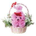 母の品 花 ギフト光の楽園 インテリアフラワー プードルP 【送料無料】光触媒 人工植物 造花 インテリア プレゼント