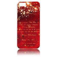 ブライトンネット/BrightonNETChristmasCaseforiPhone5iPhone5用クリスマスケースレターレッドiphone5iPhone5アイフォン5ケースカバーフィルム/スマホケース【BI-IPVLETTER/R】4528888021802