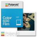 Polaroid Originals Color Film for 600 ポラロイド i-type ...