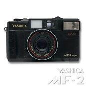 YASHICAMF-2super35mmフィルムカメラ露出制御付コンパクトフイルムカメラ