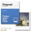 Polaroid Color 600 Film ポラロイド フィルム カラーフィルム 600 / i ...