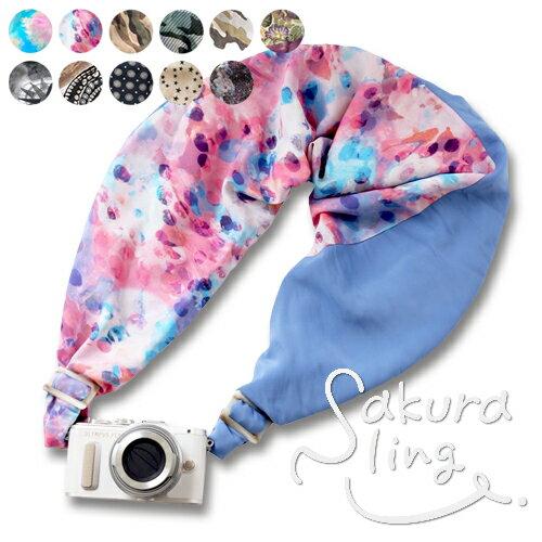 カメラ・ビデオカメラ・光学機器用アクセサリー, カメラストラップ Sakura Camera Sling L 115cm125cm