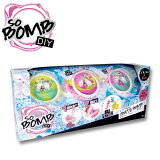 SO BOMB DIY 3PACK ソーボム 3パック バスボム DIYメーカー