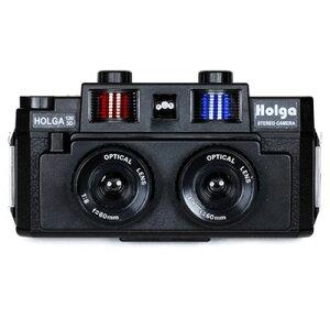 【フィルム トイカメラ】ホルガ/HOLGAHOLGA120-3D 【4560255479328】HOLGA 120-3D ステレオHOL...
