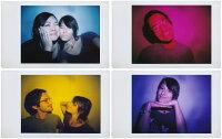チェキのフィルムが使えるLOMO'INSTANTLOMOGRAPHYインスタントフィルム専用カメラINSTAXMINIフィルムロモグラフィートイカメラTOYCAMERAクリスマスプレゼント