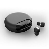 イヤホンワイヤレス完全独立型AirTwinsエアーツツインズモバイルバッテリー小型軽量コードレスマイク付き通話可能