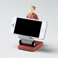 スマホスタンドセトクラフトSmartPhoneStand【送料無料】インテリアスマートフォンスタンドiPhoneアンドロイドオブジェユニーク