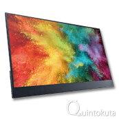Quintokuta3Y156ポータブルディスプレイゲーミング対応15.6インチFullHD144Hz非光沢IPSパネルスピーカー内蔵
