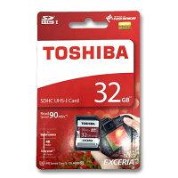 SDカード32GB東芝16ギガSDHCクラス10UHS-1TOSHIBATHN-N301R0320C4(SD-K032GR7AR040Aの後継型番)48MB/s