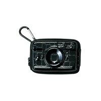 セトクラフト/SETOCRAFTデジカメケース(カメラ)ハードクロコブラック【SF-2039-75】4945119062296