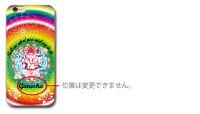 スマホケースガネーシャ名入れ【レビューを書いて送料無料/メール便】主要機種全機種対応ハンドメイドスマホケース名入れiphone6iphone6xperiaxperiaZ4galaxyAQUOSPHONEARROWSガネーシャ柄像神様アジアン夢をかなえるゾウ名前入れ