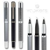 YOOKERSヨーカーズ万年筆インク対応フェルトペン対応カートリッジ:欧州規格ペン先サイズ:0.8/1.0/1.2/1.4