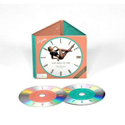 ロック・ポップス, その他 Step Back In Time: The Definitive Collection (2CD) Kylie Minogue
