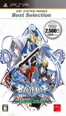 [ARC SYSTEM WORKS Best Selection]BLAZBLUE CALAMITY TRIGGER Portable画像