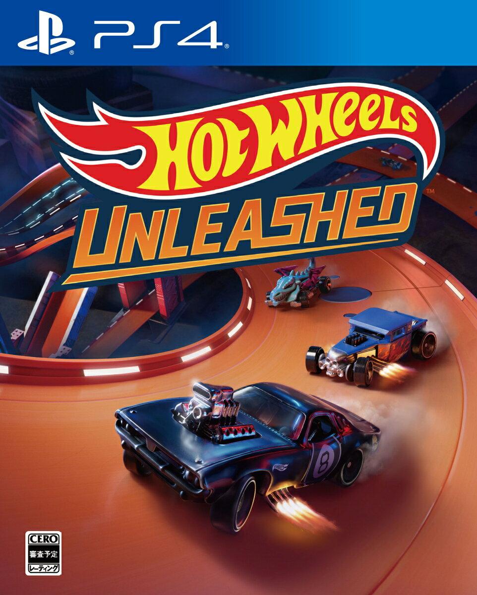 【特典】Hot Wheels Unleashed PS4版(【初回封入特典】ダウンロードコンテンツ)