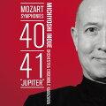 モーツァルト:交響曲第40番&第41番≪ジュピター≫