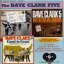 【送料無料】【輸入盤】Vol 2: Wild Weekend - London [ Dave Clark Five ]