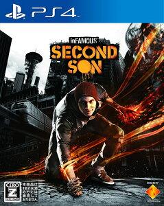 【楽天ブックスならいつでも送料無料】【早期購入特典付き】inFAMOUS Second Son