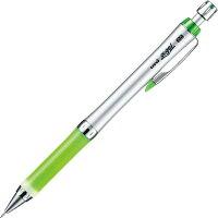 三菱鉛筆 シャープペン ユニアルファゲル スリム 0.5mm イエローグリーン M5807GG1P.5