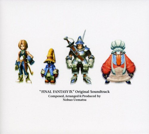 FINAL FANTASY IX ORIGINAL SOUNDTRACK画像