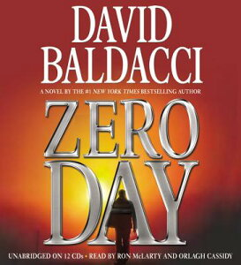 Zero Day ZERO DAY 6D (John Puller) [ David Baldacci ]