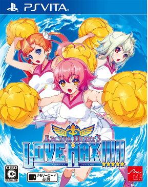 アルカナハート3 LOVE MAX!!!!! PS Vita版