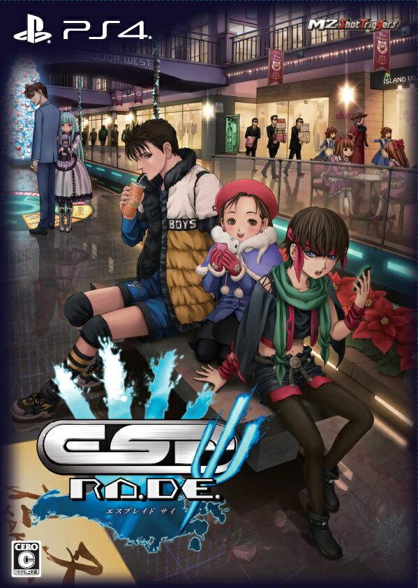 エスプレイドΨ 限定版 PS4版